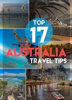 Top 17 Travel Tips For Backpacking the East Coast of Australia.  www.jonesaroundtheworld.com