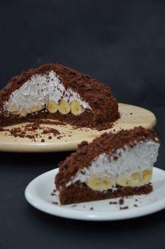 Mole cake with Guinness and Whiskey / Beschwipster Maulwurfkuchen - #vegan -