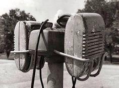 Drive In Movie Speakers