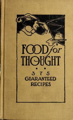 Food For Thought By Nellie D. Dearth - (1911) - (archive)