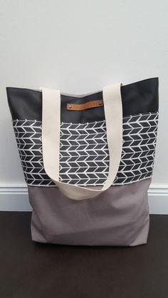 Shopper Tasche Niceshop  von ferdin and noah auf DaWanda.com