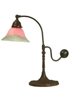 Meyda Counter Balance Pink And Green Accent Lamp Light Table, Lamp Light, Shape Coding, Green Accents, Diffused Light, Lamp Sets, Desk Lamp, Table Lamps, Drum Shade