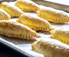 Flaky, tender dough make these empanadas a recipe worth repeating. Were using a delicious spicy beef mixture to kick them up a notch. So good!
