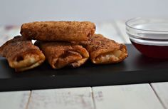 Turkey Egg Rolls with Cranberry Dipping Sauce - Kosher Recipes & Cooking