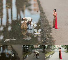 Ekkachai Saelow Micro Photography, Miniature Photography, Photography Lessons, Wedding Photography Poses, Photoshop Photography, Creative Photography, Couple Photography, Portrait Photography, Photos Tumblr