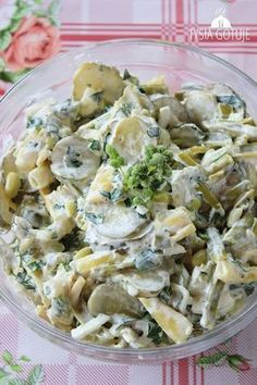 Side Dish Recipes, Side Dishes, Salad Recipes, Vegan Recipes, Tortellini, International Recipes, Pasta Salad, Potato Salad, Salads