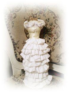 victorian dress forms   Victorian dress form