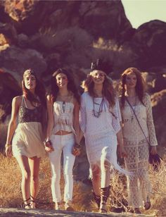 Free People clothing. Love this style.