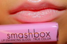 """lip enhancing gloss by smashbox in """"pout"""" sephora $18.00"""