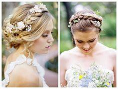 Sweet Bodas: Trenzas para novias e invitadas