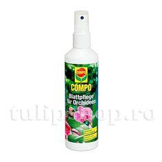 Pret: 25 lei Sprayul luciu frunze pentru orhidee cu efect fertilizator are rolul de a curata frunzele, hidrata si fertiliza. Pe frunze se pot forma pete de calcar, saruri sau depuneri de praf. Pulverizati luciu frunze pe frunzele de orhidee si apoi stergeti cu un servetel pentru a lasa frunza curata si stralucitoare. Juice Bottles, Lei