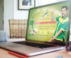Ini merupakan salah satu hasil karya dari www.studiocockpit.com, advertising agency di Jakarta