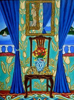 Botticelli By The Sea...#interior