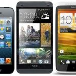 HTC One se deja ver en color negro