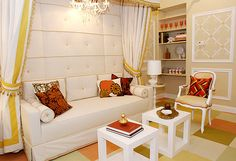 Celebrity Rooms - Tyra Banks Dressing Room