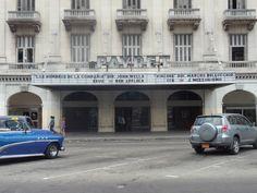 Payret Cinema, Paseo del Prado, Havana, Cuba 2011