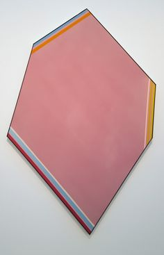 """curage-note:  """"Gallery Travels: Kenneth Noland at Paul Kasmin Gallery  """""""