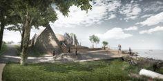 Tejlgaard & Jepsen Transform a Temporary Geodesic Dome Into a Permanent Structure. Mariana Miranda e Ana Domingos