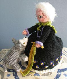 Free Cat Applique Patterns | FREE TOPSY TURVY DOLL CROCHET PATTERN | Easy Crochet Patterns