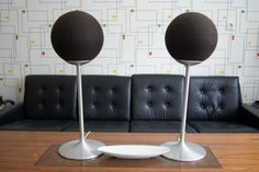 ITT Korona K1-70 Ball Speakers