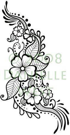42 new ideas tattoo foot henna mehndi designs Mehndi Designs, Henna Tattoo Designs, Flower Tattoo Designs, Flower Tattoos, Vine Tattoos, Henna Designs On Paper, Paisley Tattoo Design, Small Tattoos, Tattoo Henna