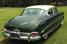 1953 Hudson Hornet Maintenance/restoration of old/vintage vehicles: the material for new cogs/casters/gears/pads could be cast polyamide which I (Cast polyamide) can produce. My contact: tatjana.alic@windowslive.com