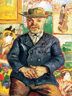 """gogh prt of pere tanguy2 1888 (from <a href=""""http://www.oldpainters.org/picture.php?/26292/category/10322""""></a>)"""