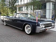 Lincoln Continental,JFK  Presidential Limousine Recreation ! For Sale (1963)