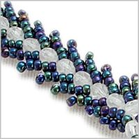 Learn the St. Petersburg Stitch | Jewelry Making Videos