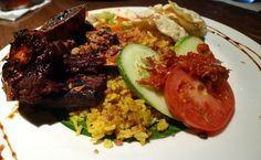 Resep Cara Memasak Nasi Kebuli Daging Sapi Khas Arab Asli