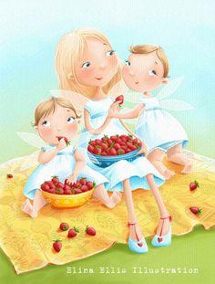 Three Little Fairies