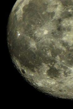 Crates #craters #moon #night #dark #nature #amazing