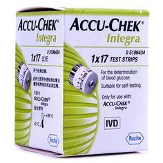 Accu-Chek Integra Test Strips Buy Online at Best Price in India: BigChemist.com