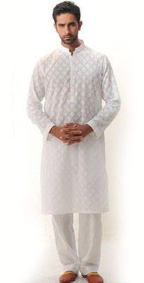white kurta
