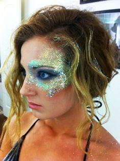 mermaid makeup for halloween #makeupideasfall