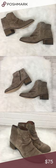 Seychelles Suede Ankle Boots Size 9.5.  Seychelles Suede Ankle Boots. Seychelles Shoes Ankle Boots & Booties