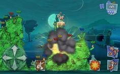 Worms 3 Screenshot 6 : http://goo.gl/e4E9xt
