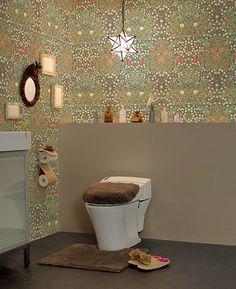 Rest Room, Wall Design, My House, Toilet, Flat, Flush Toilet, Bass, Toilets, Dancing Girls
