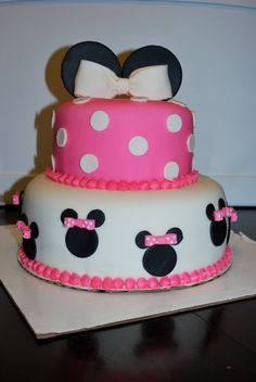 Résultats de recherche d'images pour «easy 2 year old birthday cake ideas girl» 2 Year Old Birthday Cake, 1st Birthday Cake For Girls, Homemade Birthday Cakes, 2nd Birthday, Toddler Birthday Cakes, 4th Birthday Cakes, Bday Girl, Birthday Ideas, Mouse Cake