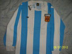 Camiseta Argentina 78 Retro Kempes