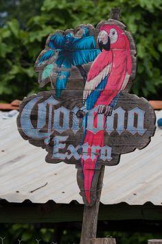 Mexican Corona Extra #mexico #mexican #sign #corona #decorations #birdees #lacocina #brisbane