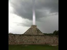 What Is Causing 'Mysterious Rays of Light' Radiating from Pyramids Aroun...