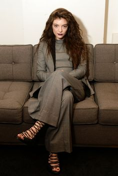 Lorde on Influences — and Cosmetics - Slideshow