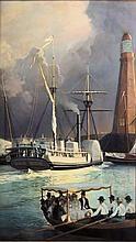 Frederick Waugh,Am.1861-1940,