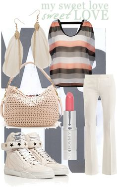 """Go shopping in style"" by mulyanahvanderlaan ❤ liked on Polyvore"