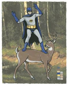 Superheroic Animal Tamers