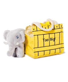 Look at this DEAR ZOO Elephant Soft Toy on #zulily today!