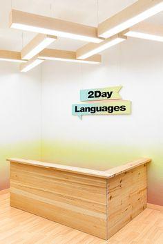 masquespacio school 19 Eye Catching Language School Design in Valencia by Masquespacio