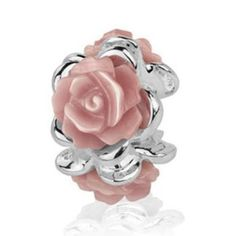 Sterling Silver Blossom Bead Charm with 3 Natural Pink Mother of Pearl Roses ARG http://www.amazon.com/dp/B005BT37T6/ref=cm_sw_r_pi_dp_r4hiwb11X512A