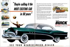 Buick, LIFE 2 Mar 1953